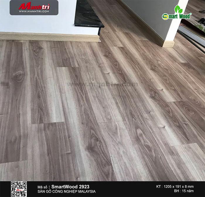 Hình ảnh thực tế sàn gỗ Malaysia Smartwood