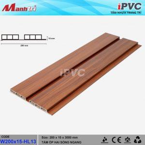 tấm nhựa iPVC HL 13