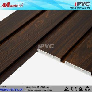 tấm nhựa iPVC HL-21