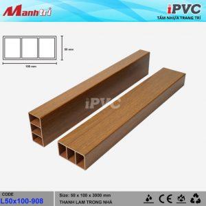 tấm nhựa iPVC L50 x 100