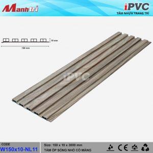 tấm nhựa iPVC NL11