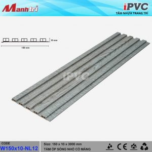 tấm nhựa iPVC NL12