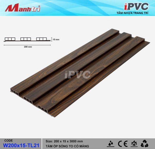 tấm nhựa iPVC ipvc-TL-21