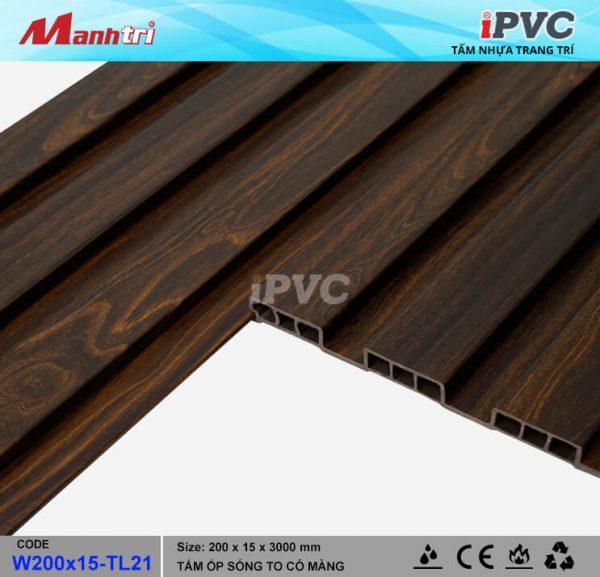 tấm nhựa iPVC TL21-d