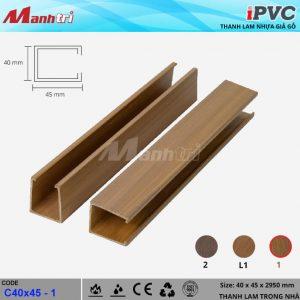 ipvc c40x45-1a