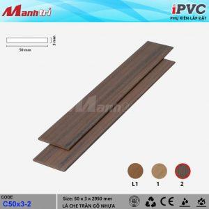 tấm nhựa iPVC C50 x 3 - 2