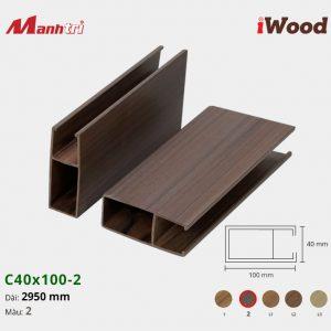 iwood-c40-100-2-2