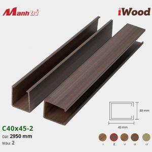 iwood-c40-45-2-2