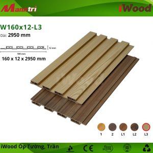 iWood W160x12-L3 hình 2