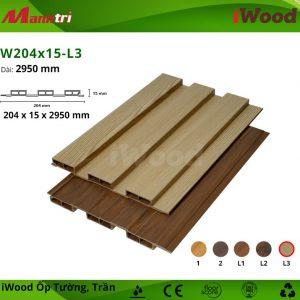iWood W204x15-L3 hình 2