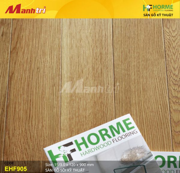 Sàn gỗ EHF905 hình 2