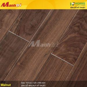 sàn gỗ Walnut hình 2