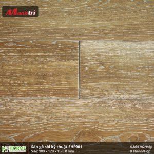 sàn gỗ kĩ thuật EHF901