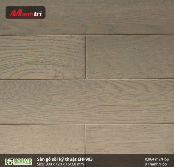 sàn gỗ kĩ thuật EHF903
