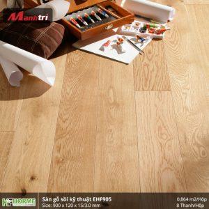 sàn gỗ kĩ thuật EHF905