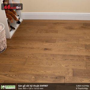 sàn gỗ kĩ thuật EHF907