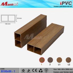 thanh lam ipvc b100x50-1a