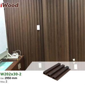 thi công iWood W202x30-2 hình 2