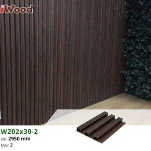 thi công iWood W202x30-2 hình 3