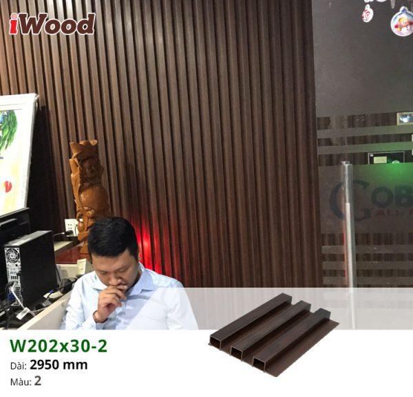 thi công iWood W202x30-2 hình 5