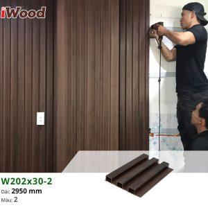 thi công iWood W202x30-2 hình 6