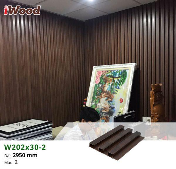 thi công iWood W202x30-2 hình 7