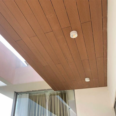 Trần gỗ nhựa iWood