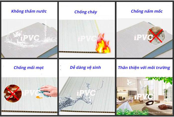 Ứng dụng nổi bật của tấm nhựa PVC trong lắp đặt