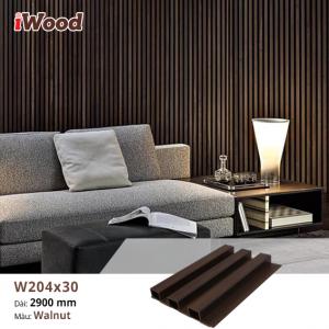 ứng dung iWood W204x30-walnut hình 2