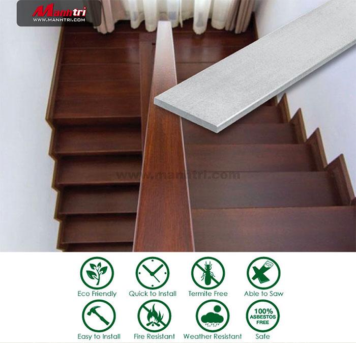 Bậc cầu thang Conwood hình 1