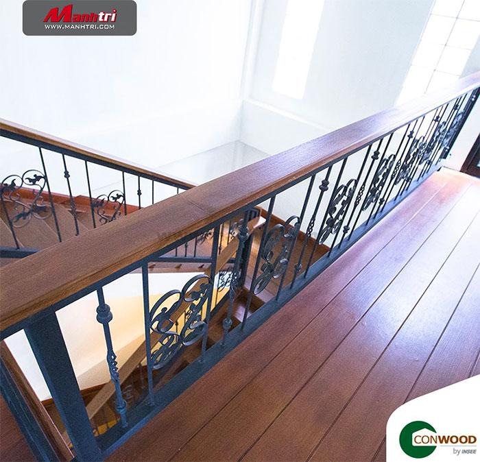 Bậc cầu thang Conwood hình 2