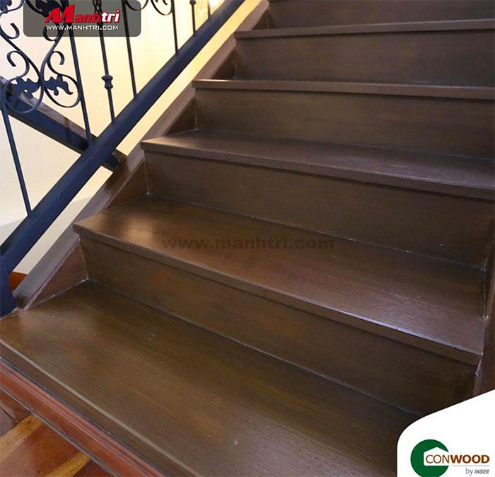 Bậc cầu thang Conwood hình 3