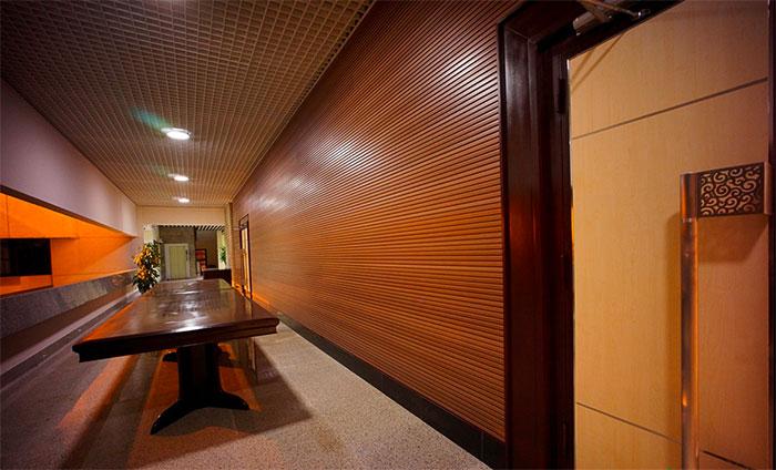 Biowood ốp tường, trần