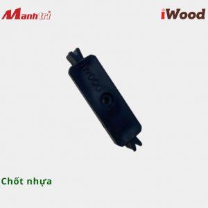 iWood chốt nhựa hình 4