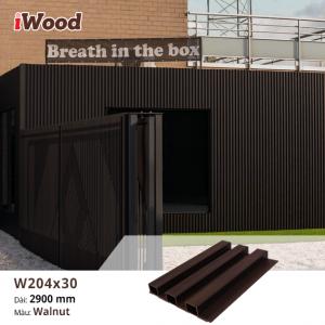ứng dung iWood W204x30-walnut hình 1