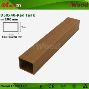 thanh lam D40x50-red teak 1