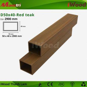 thanh lam D40x50-red teak 3
