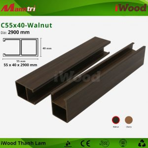 iwood-d55-40-walnut hình 2