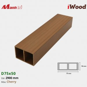 iwood-d75-50-cherry-1