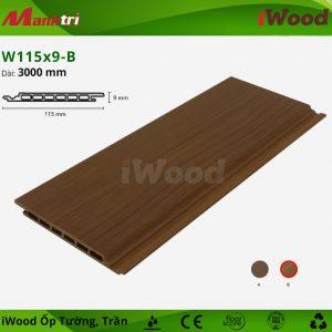iWood ốp tường W115x9-b-1