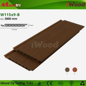 iWood ốp tường W115x9-b-2