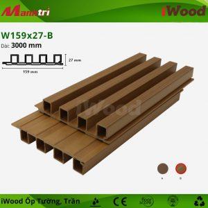 iwood ốp tường W159x27-b-2