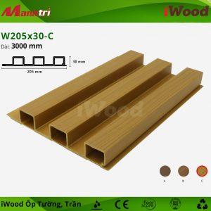 iWood ốp tường W205x30-c-1
