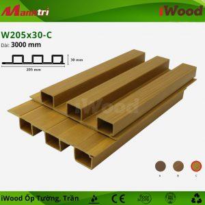 iWood ốp tường W205x30-c-2