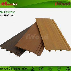 iWood ốp tường W125x12 hình 2