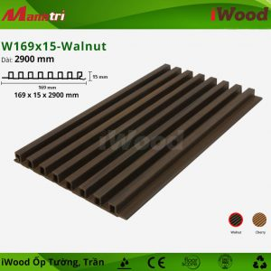 iWood W169x15-Walnut-1