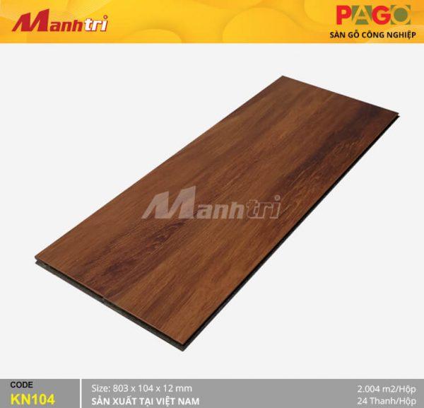 Sàn gỗ Pago KN104 hình 1
