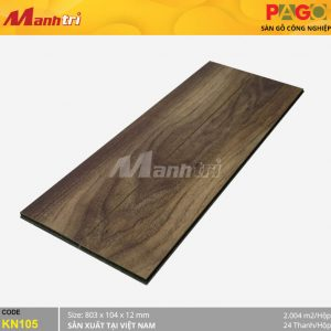 Sàn gỗ Pago KN105 hình 1