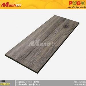 Sàn gỗ Pago KN107 hình 1