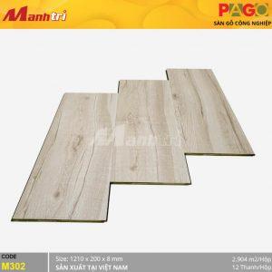 Sàn gỗ Pago M302 hình 1
